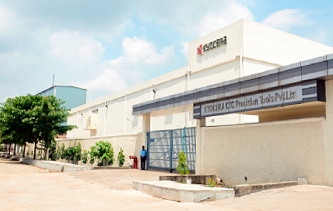 Kyocera CTC Precision Tools P Ltd.