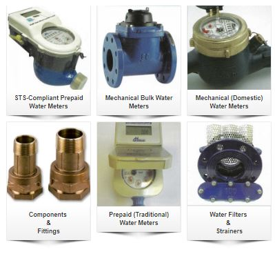 The Egyptian German Company for Water Meter Manufacturing (Metrotec Egypt)