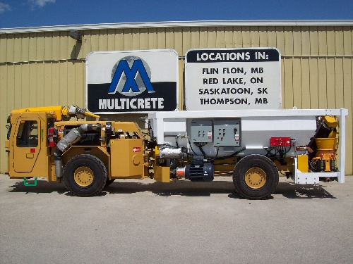 Multicrete Systems Inc.
