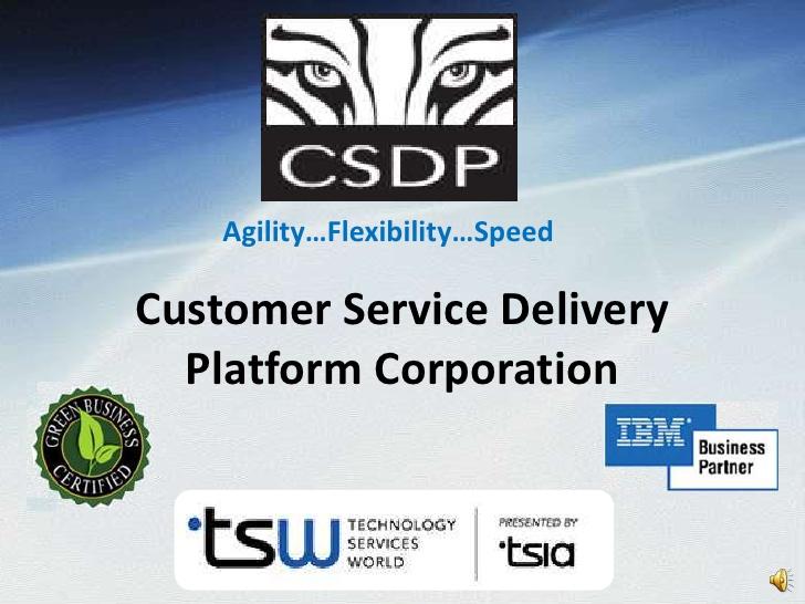 CSDP Corporation