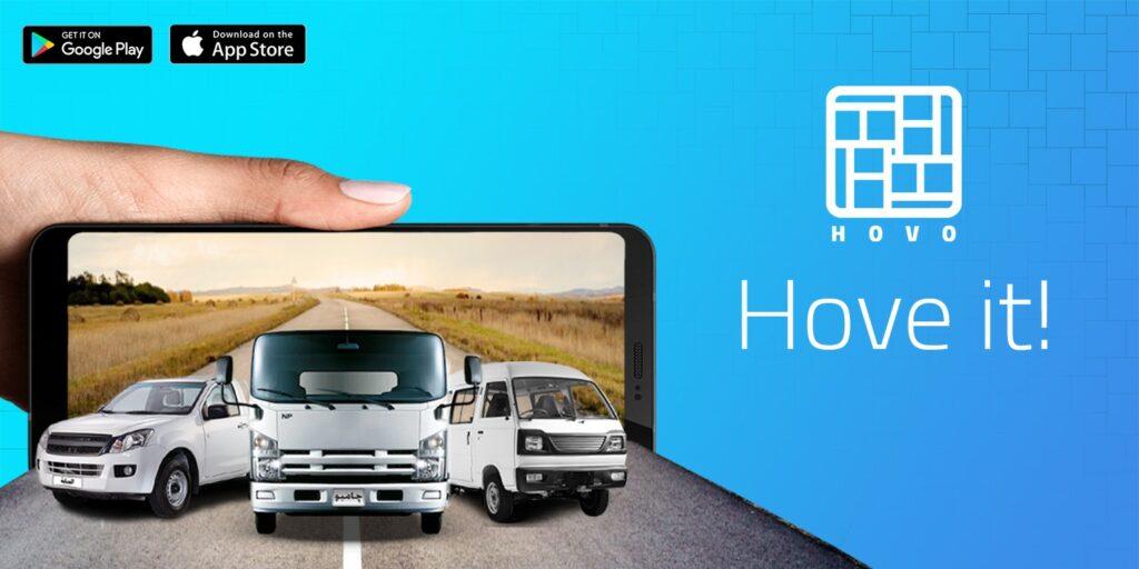HOVO For Transportation Of Goods