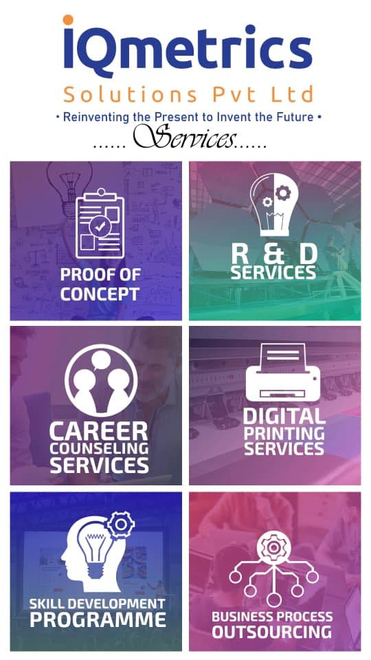 iQmetrics Solutions Private Limited